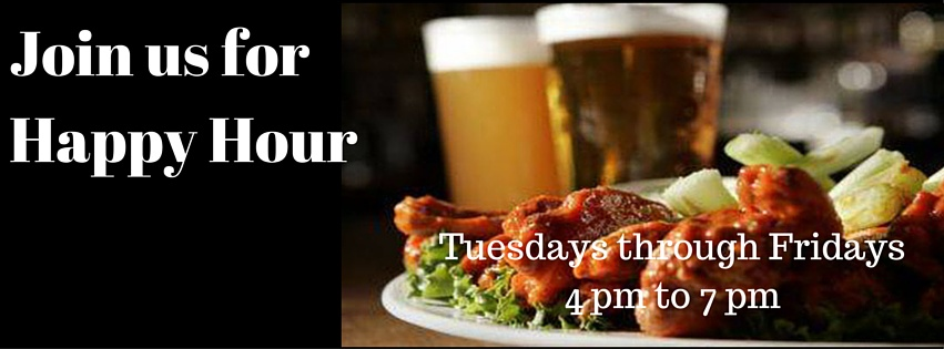 BH-Join us for Happy Hour