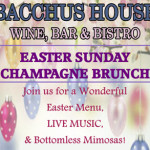 Easter Sunday Champagne Brunch