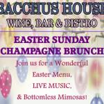 Easter Sunday Champagne Brunch