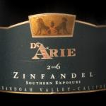 C.G. DiArie Wine Maker's Dinner