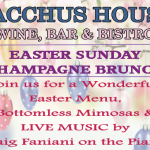 Easter Sunday Champagne Brunch – March 27th