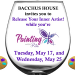 Painting with Rita – May 17th & 25th