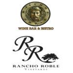 Rancho Roble Small Plates & Wine Tasting