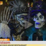 Bacchus House Halloween is Featured on Good Day Sacramento
