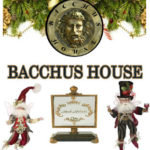 Bacchus House Old World Christmas Collectables