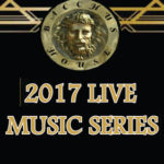 Bacchus House LIVE Music Series, Nov – Dec 2017