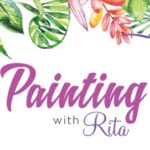 Painting with Rita – March 15 & 29, 2017