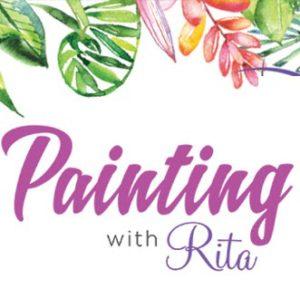 Painting with Rita - June 2017