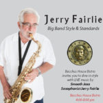 THIRD SUNDAYS – Live Music with Jerry Fairlie
