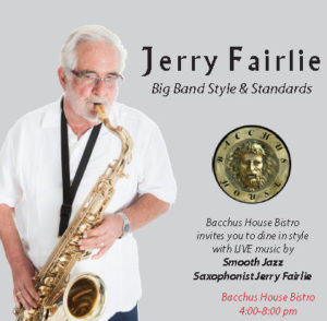 THIRD SUNDAY - Live Music with Jerry Fairlie