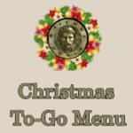 Bacchus House Christmas To-Go Menu – December 2018