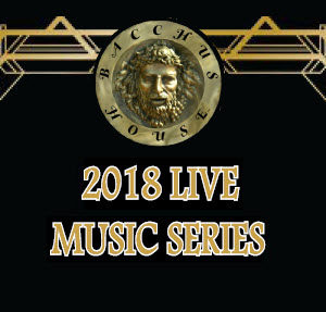 LIVE Music Series - Sept - Dec 2018