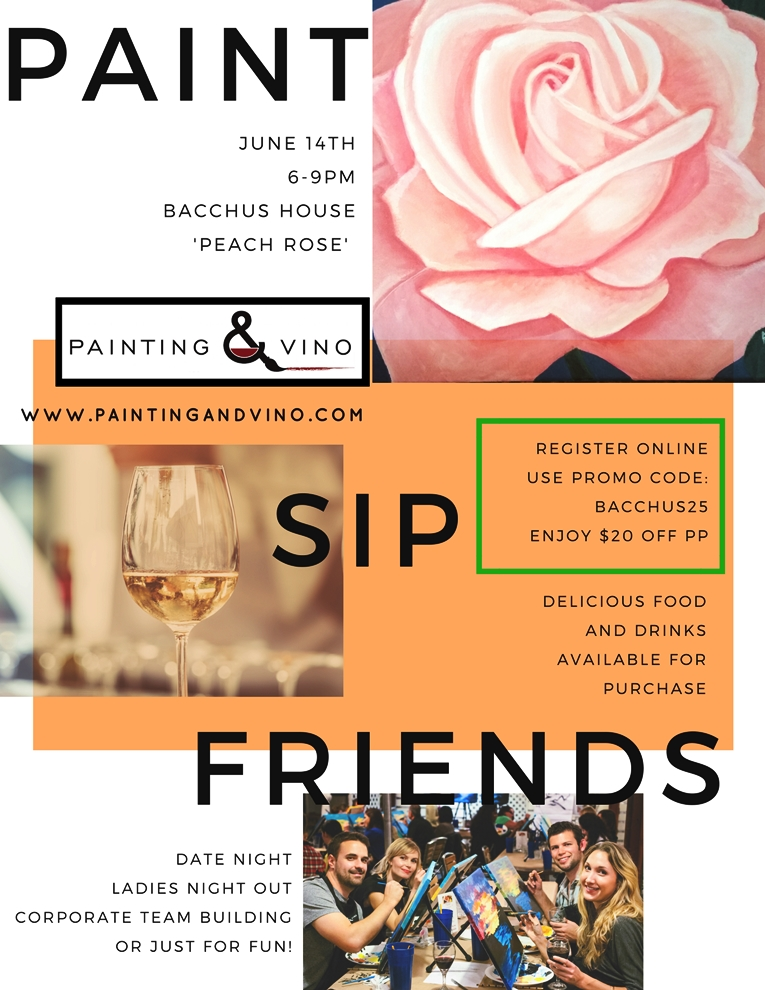 Painting & Vino