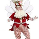 "Bacchus House Mark Roberts' Limited Edition Collectables ""2018 Christmas Fairies"""