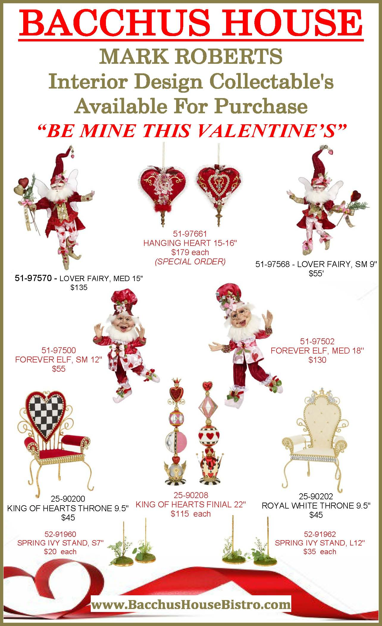 Be-Mine-Collectable-Flyer