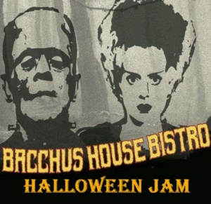Bacchus House Halloween Jam & Tribute to Movie Monsters