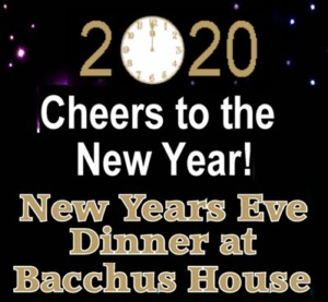 New Year's Dinner & Celebration 2020